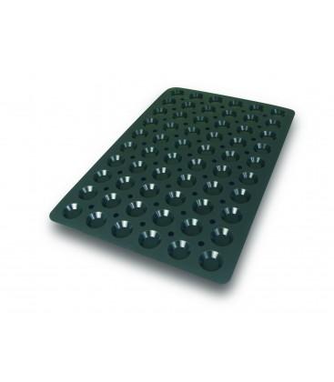 Silicone mould 60X40Cm Mini tartlet Lacor 44 X 10 Mm