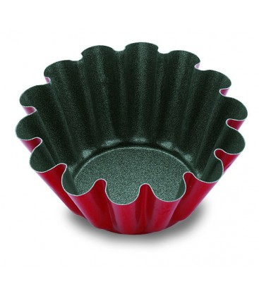 Pack of 6 mold muffins high-stick from Lacor