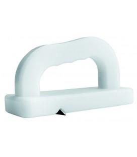 Brosse pour les tables de polyéthylène coupe de Lacor