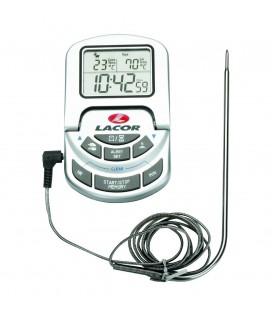 Four de thermomètre numérique avec sonde de Lacor
