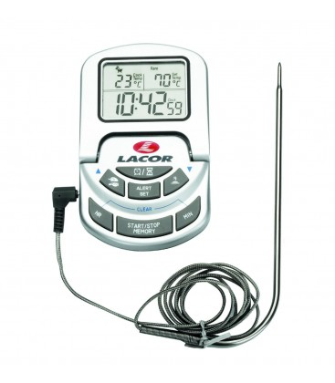 Digital thermometer oven with probe of Lacor