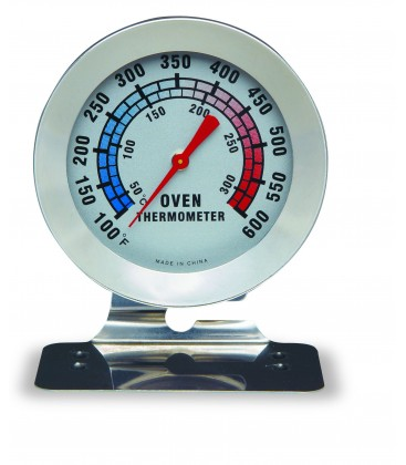 Lacor-based oven thermometer