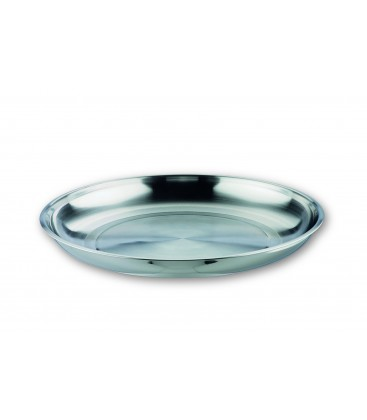 Tray stainless seafood Lacor Garinox