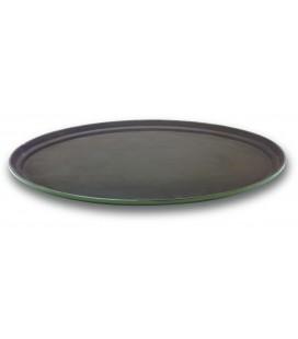 Plateau anti-dérapant en fibre de verre ovale Lacor