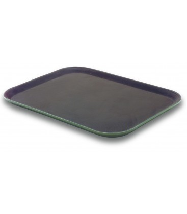 Rectangular non-slip Fibreglass tray of Lacor