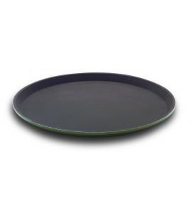 Non-slip Fibreglass Lacor round tray