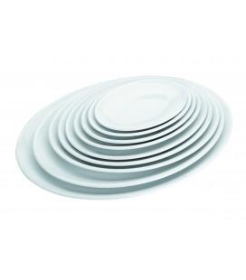 Oval tray melamine of Lacor