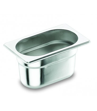 Tray GN 1/3 Lacor 18/10 stainless steel