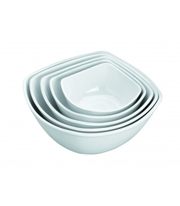 Bowl square melamine of Lacor