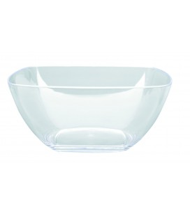 Acrylic Salad Bowl square of Lacor