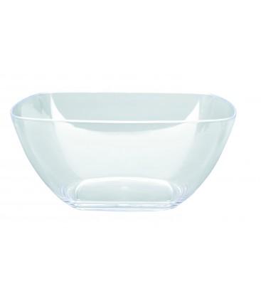 Acrylic Salad Bowl square of Lacor