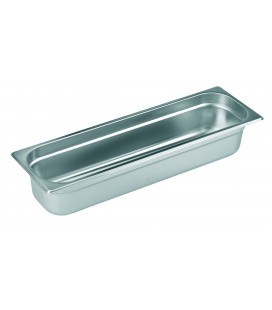 Tray GN 2/4 Lacor 18/10 stainless steel