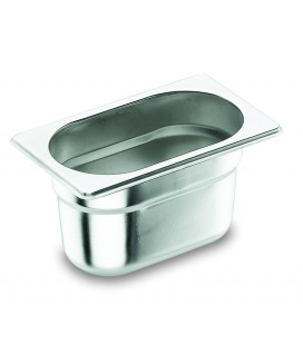 Tray stainless 1/3 Gastronorm of Lacor