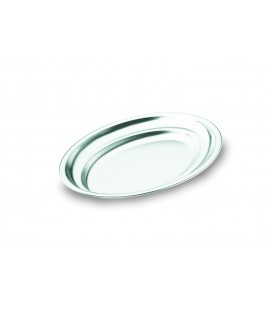 Fontaine ovale inox 18 % Cr de Lacor