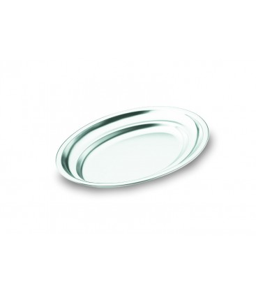 18/10 stainless Oval fountain of Lacor