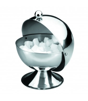 Sugar desktop stainless sphere of Lacor