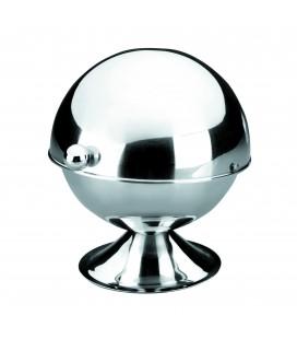 Sphère en acier inoxydable Bureau de sucre de Lacor