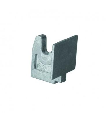 Game 4 hooks angle modular shelving of Lacor
