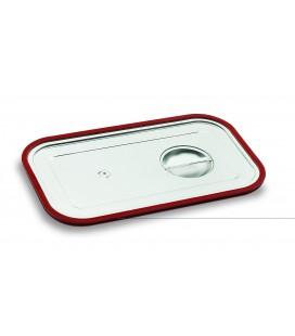 Couvercle bac Gastronorm joint silicone de Lacor
