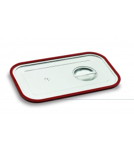 Tapa para cubeta gastronorm con junta de silicoona de Lacor