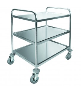 Truck service detachable 3 trays 80 of Lacor