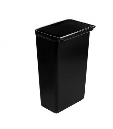 Container waste plastic from Lacor