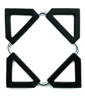 Drop-down Lacor silicone trivet
