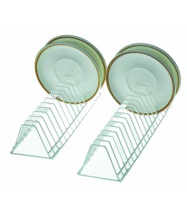 Supplement Rod covers dishes from Lacor