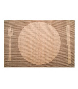 Lacor Beige placemat