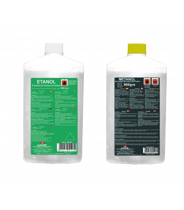 Lacor ethanol Gel bottle