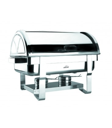 Chafing Dish Roll Top Gastronorm 1/1 of Lacor