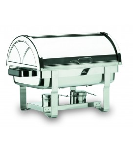 Chafing Dish Roll Top Gastronorm 1/1 de Lacor