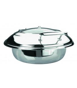 Chafing Dish Luxe round of Lacor