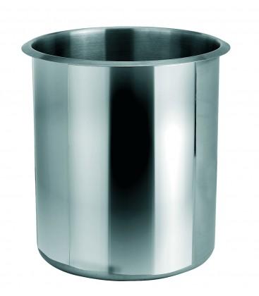 Soupe de conteneur inox Lacor