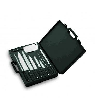Suitcase 9 pieces of Lacor