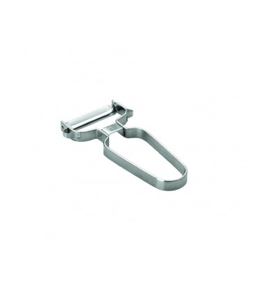 Double peeler stainless use of Lacor