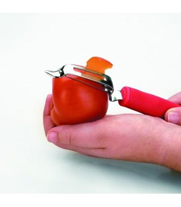 Lacor serrated tomato peeler
