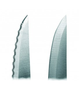 Set 6 knives loins Micro serrated Lacor