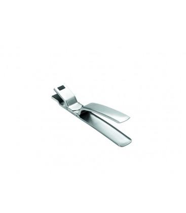 Pince pour plats chauds avec du silicone en acier inoxydable 18/10 de Lacor