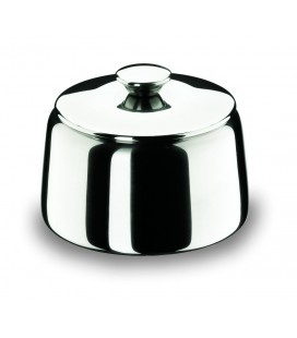 Lacor stainless sugar bowl