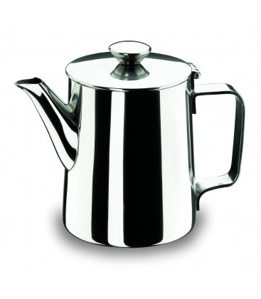 Machine à café en acier inoxydable de Lacor