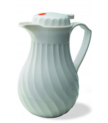Thermos jug polypropylene with Lacor button