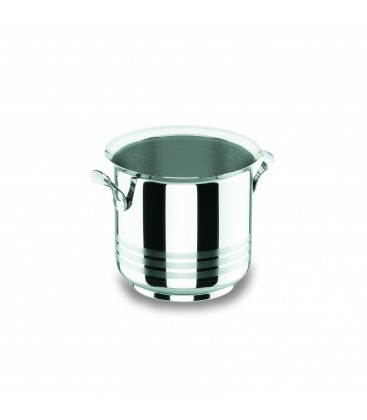 Cube ice-champagne Luxe Lacor stainless handle