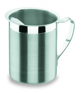 Jug with stainless catch of Lacor