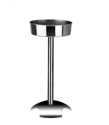 Foot holder stainless Oval cubes of Lacor
