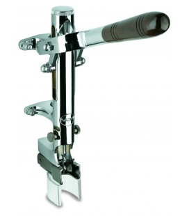 Automatic corkscrew Lacor chrome