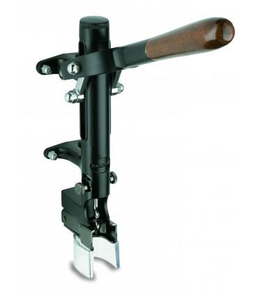 Automatic corkscrew black Lacor