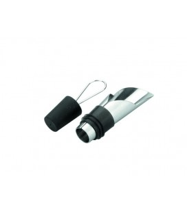 Set plug + Server stainless nozzle of Lacor