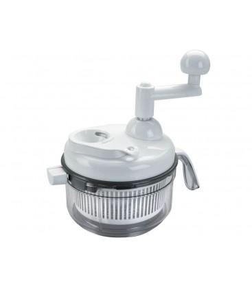 Mini hachoir 2 lames + batteur de Lacor