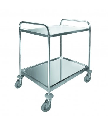 Truck service detachable 2 trays 80 of Lacor